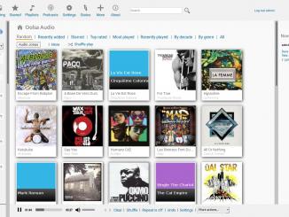 AirSonic - Web based music Library - DockerIl.net
